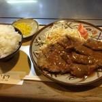 ステーキ宮川 - 料理写真:肉の日サービスランチ