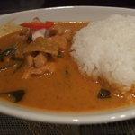 Royal Thai Restaurant - タイ風レッドカレー