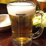 バカ息子 長男  渋谷本店 - ビールはプレモル
