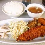 たまき食堂 - 選べる3品定食