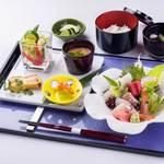 四季彩 ミズノ - 季節の刺身御膳1900円