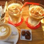 スペシャリティコーヒー豆専門店 トライブ - 3人みんなにサービス