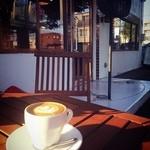 スペシャリティコーヒー豆専門店 トライブ - ドリンク写真:娘の撮った写真