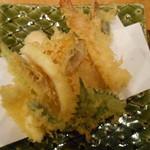 馳走屋 いではら - 天ぷら盛り合せ