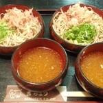 吉ちょう - 「おろし蕎麦」大盛り650円