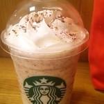 スターバックス・コーヒー - チャンキークッキーフラペwithチョコチップ