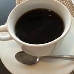 グランドホテル 六甲スカイヴィラ - 食後のコーヒー