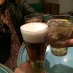 mr.kanso - 乾杯!