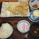 37408088 - 唐揚げ定食(650円→702円)(2015.4撮影)