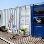 ボートカフェ - 入口
