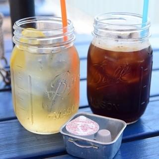 ボートカフェ - ドリンク写真:飲みごたえのあるドリンク