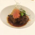 八島 - 牛舌のトロトロ煮