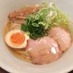 麺屋 船橋 - 塩ラーメン 720円。税込。