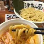 37413081 - 《トマトつけ麺・並》890円                       2015/4/28