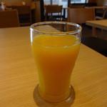 大戸屋 - オレンジジュース