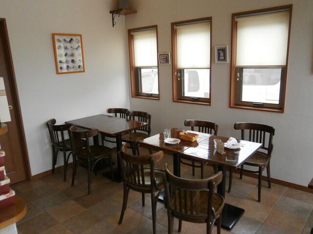 アンファン・ルミエール  こてはし台店 - カフェ、イートイン