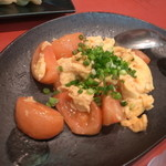 大吉 - トマトと卵炒め