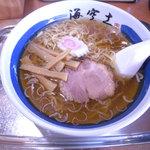 らー麺専科 海空土 - らー麺