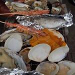 活き活き家 - 料理写真:食べ放題メニューは季節によってどんどん変わっていきます