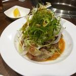 宙 SORA 韓国家庭料理&焼肉 - テール煮込み・・凄く軟らかで美味しい!