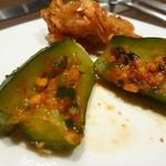 宙 SORA 韓国家庭料理&焼肉 - オイキムチ凄く美味しい