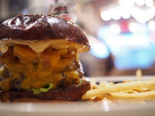 ザ グレートバーガー - 2015年4月マンスリーCalifornia smoked burger