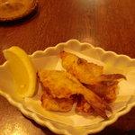 魚がし - ふぐの唐揚げ