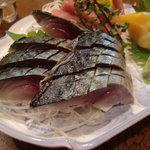 魚がし - シメサバアップ