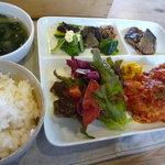 SANTA CAFE - 日替わりランチ