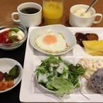 ドーミーイン心斎橋 - 朝食はビュッフェスタイル