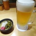 Suzuya - 「生ビール」(590円)