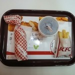 ケンタッキーフライドチキン - ツイスター+ポテトs十ドリンクs【KFC 】