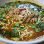 らーめん侘助 - 料理写真:坦坦麺