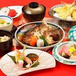 なか安 - お祝い膳(6,000円)