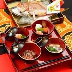 なか安 - お食い初め膳(女の子)2,500円