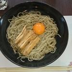 蕎麦YUKI - 釜卵蕎麦