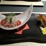 レストラン一国 - 前菜②
