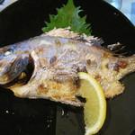 カサブランカ - 鯛の塩焼き