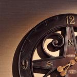 Espresso Bar vis viva - 羅針盤時計