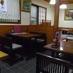 平成庵 - 4人テーブル