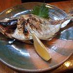 ちょうどり川 - 料理写真:焼き魚(メッキ)