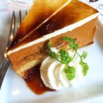 dammi - プリンケーキ