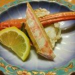海老名 甲羅本店 - 茹で蟹