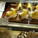 ぽんぽこの里 - 南瓜チーズケーキ