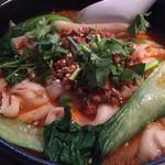 張家 - 刀削麺(坦々)