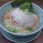 麺屋 源 - 塩梅旨味らーめん 780円
