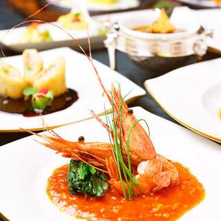 本格中華料理をご堪能頂けます。