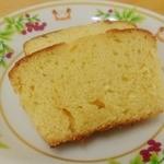 ナカミチ食品 - 料理写真:パウンドケーキ(メープル)