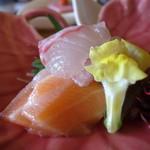 日本料理 京はるか - お造りです