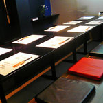 味覚飯店U2 - 掘りごたつ式の個室は、カラオケOK!¥2000~の、カラオケ付きフルコースメニューもお得!